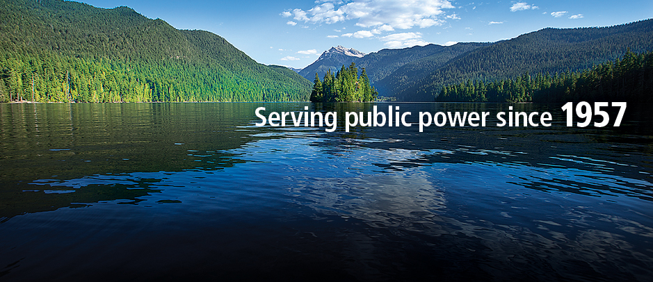 Packwood Lake Hydroelectric Project: Serving public power since 1957