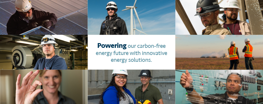 Powering our carbon-free energy future with innovative solutions